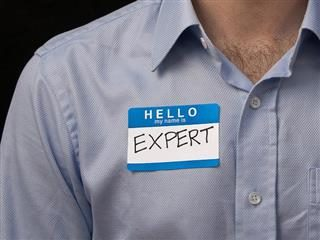 My Name is Expert Badge