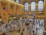 very busy Grand Central Station
