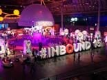 exhibit hall at hubspot's inbound marketing conference