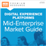 Mid-Enterprise Market Guide to Digital Experience Platforms