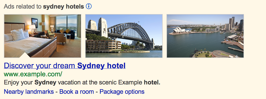 Google AdWords Introduces Image Extension