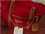 the missing red bag