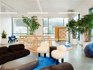 Dropbox Studios Office Image