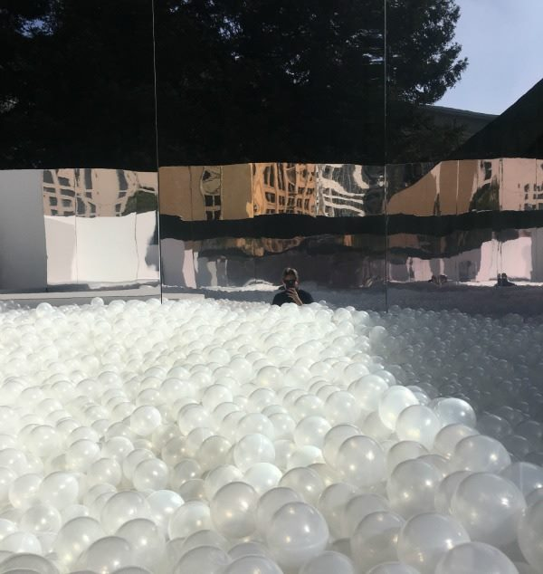 Oracle cloud aka ball pit