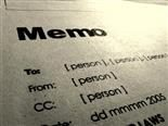 What Does the 21st Century Corporate Memo Look Like