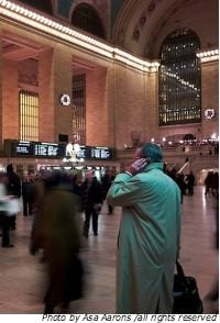 Grand Central Terminal by Asa Aarons