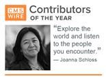 Joanna Schloss, one of CMSWire's top contributors of 2017