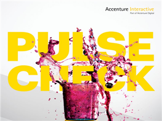 pulse check personalization study from accenture interactive