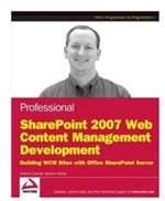 Book on SharePoint Content Management