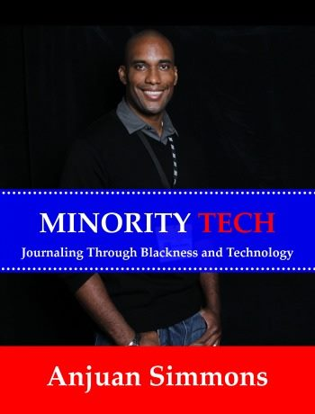 book cover of Minority Tech by Anjuan Simmons
