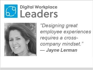 "Jayne Lerman of Mastercard: ""Designing great employee experiences requires a cross-company mindset."""