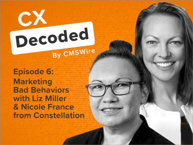 Liz Miller and Nicole Miller Constellation Research Join the CX Decoded Podcast