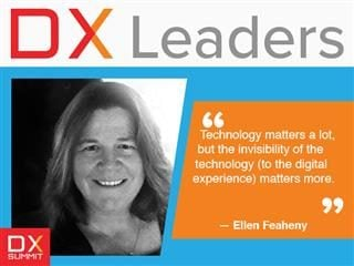 DX Leaders interview with AppFusions CEO Ellen Feaheny