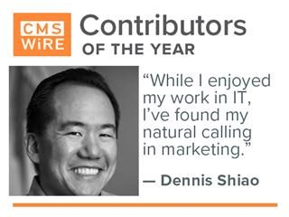"Dennis Shiao: ""While I enjoyed my work in IT, I've found my natural calling in marketing"""