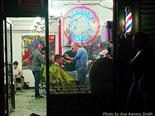24 hour barber shop by Asa Aarons Smith