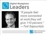 Simpplr's Ted Sapountzis: Digital Workplace Tools Can Strengthen Your Culture