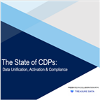The State of CDPs