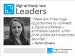 Digital Workplace Leader Karen Downs of H&R Block