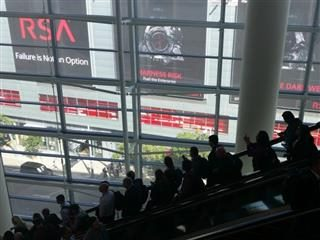 rsa 2016 conference escalator
