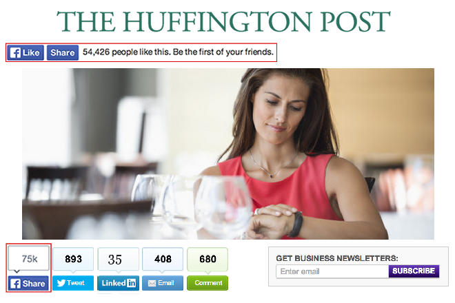 Facebook like share button huffington post.png