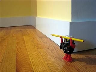 my robot friend