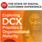The State of Digital Customer Experience - 2021