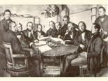 Boardroom meeting 1852