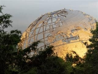 unisphere in Flushing, Queens