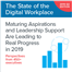 The State of the Digital Workplace 2019