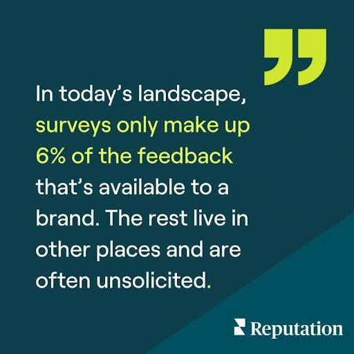 Reputation quote