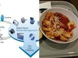 Change management and Ravioli Pomodoro