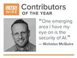 "Nicholas McQuire, CMSWire contributor of 2019: ""One emerging area I have my eye on is the security of AI"""