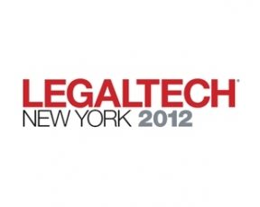 LegalTech New York 2012 Provides More Innovations #ltny