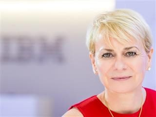 Harriet Green, general manager of Watson Customer Engagement,
