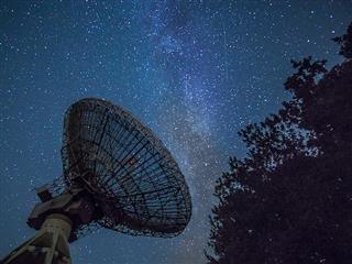 radar at night