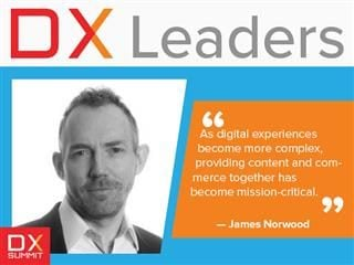 James Norwood DX Leaders profile
