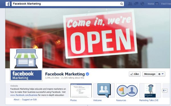 Facebook: A Marketer and Advertiser Paradise