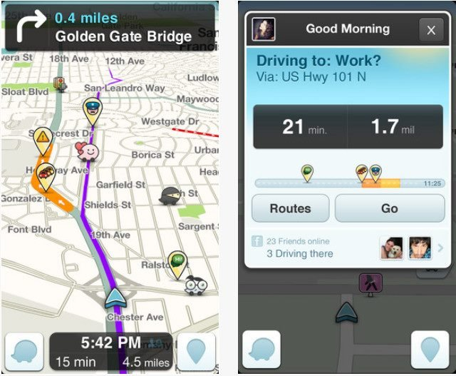 Google Directs Traffic App Waze into the Buy Lane