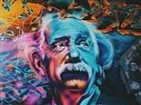 graffiti Einstein