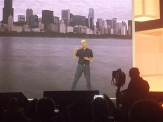 Nadella Shares Microsofts Mobile Productivity Vision MSIgnite