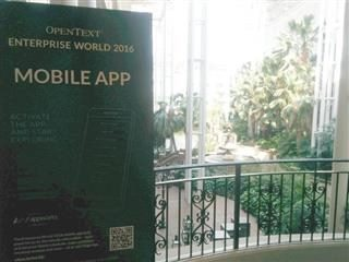 Gaylord Opryland Resort at OpenText Enterprise World 2016 in Nashville