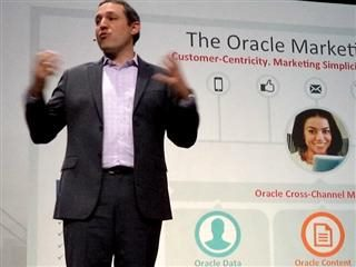 Marketers Like Oracle Clouds Summer Releases interact14