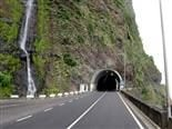 tunnel on highway