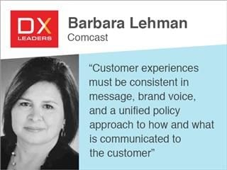 Barbara Lehman, executive director of digital transformation at Comcast