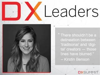 Kirstin Benson, Getty Images, DX Leaders