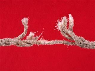 corde effilochée