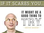 Want to Understand Your Customers? Talk to Seth Godin