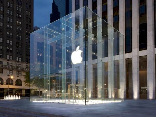 apple store 5th avenue nyc