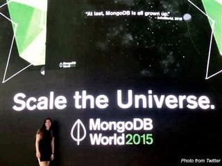 MongoDB world