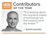 "David Lavenda, ""It is thinking about the long-term impact of technology use that inspires me to dig deeper"""